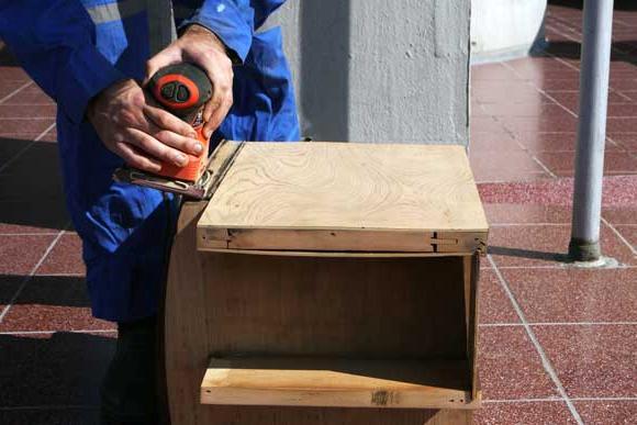 Restauraci n y reparaci n de muebles carpinteros pontevedra - Muebles en pontevedra ...